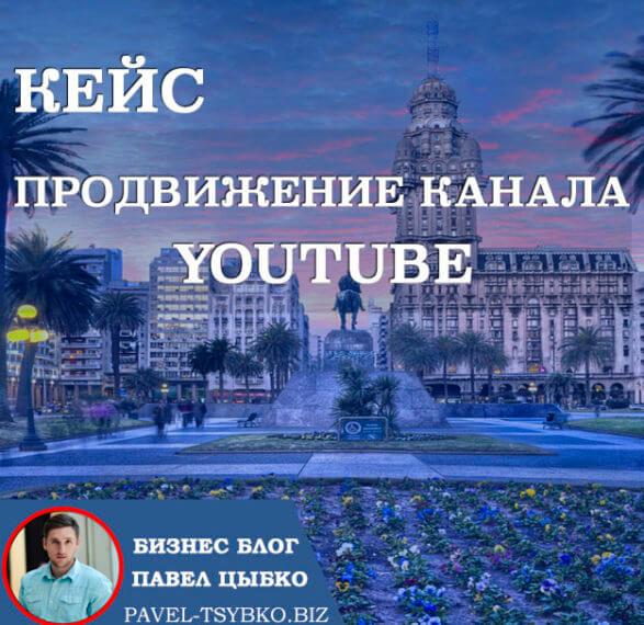 Кейс. Продвижение канала в Youtube.