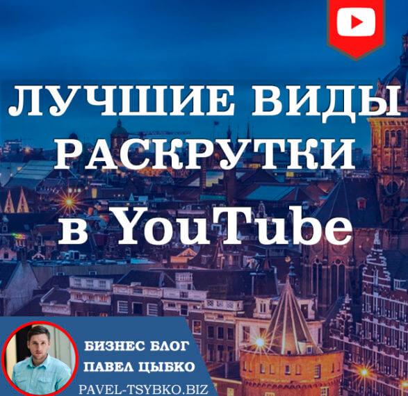 Коллаборация на основе конкурса. Лучшие виды раскрутки в YouTube.